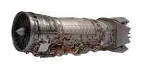 Pratt & Whitney F119-PW-100 Turbofan