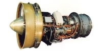 General Electric TF34 Turbofan