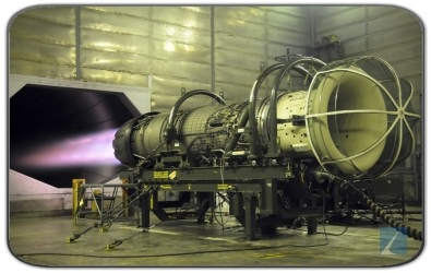 The General Electric F110 Turbofan on the F-16 Fighting Falcon