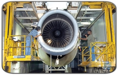 Pratt & Whitney F117-PW-100 Turbofan Engine