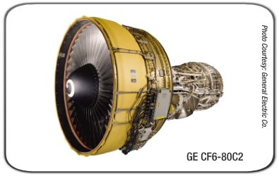 General Electric CF6 (F103/F138) Turbofan Engine | PowerWeb